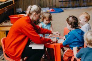 Tiptoes Staff at Goole Nursery