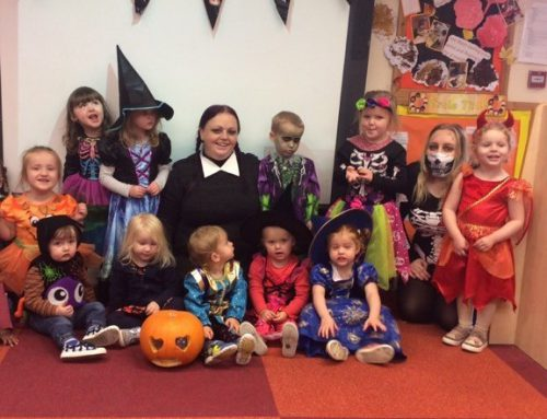 A Feast Full of Fun at Tiptoes in October!